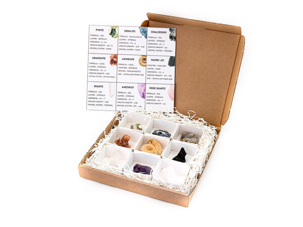 rock collection gift set
